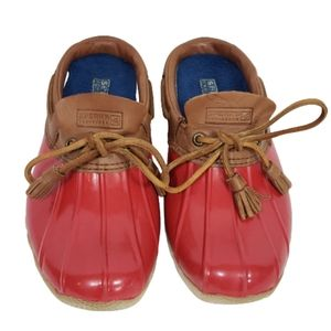 Sperry Top-Sider #9045253 Red Women's 7